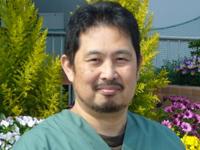 獣医師: 小川崇 (おがわたかし)